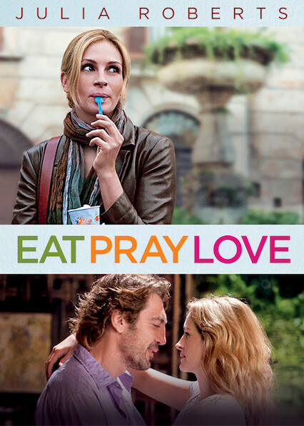 Eat Pray Love on Netflix USA