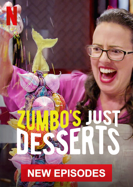 Zumbo's Just Desserts on Netflix USA