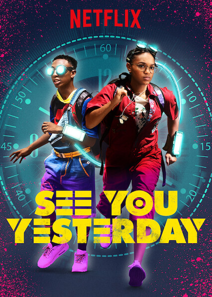 See You Yesterday on Netflix USA