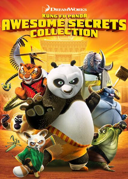 DreamWorks Kung Fu Panda Awesome Secrets on Netflix USA