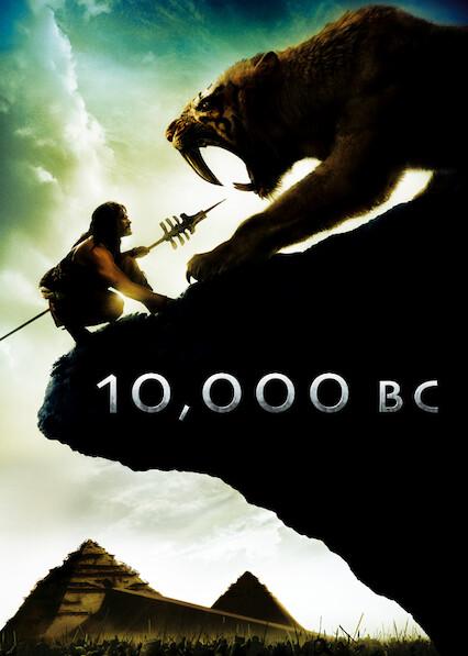 10,000 B.C. on Netflix USA