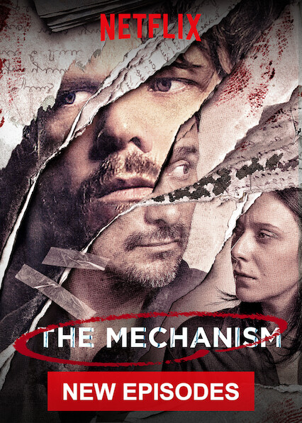 The Mechanism on Netflix USA