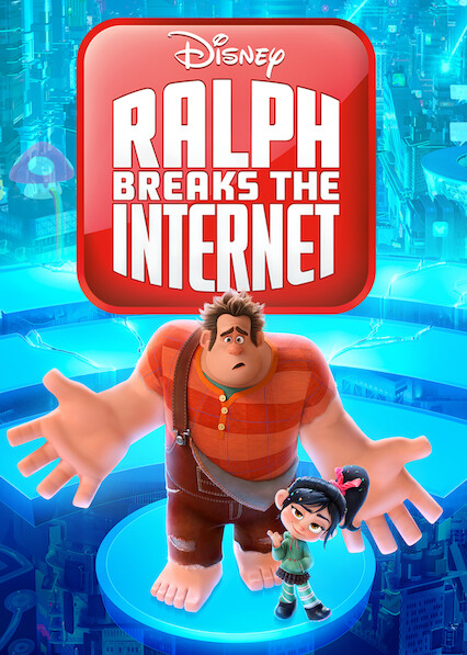 Ralph Breaks the Internet: Wreck-It Ralph 2 on Netflix USA