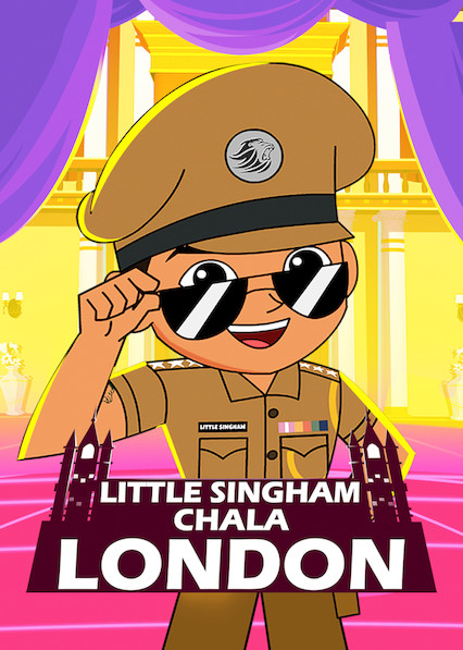 Little Singham in London on Netflix USA
