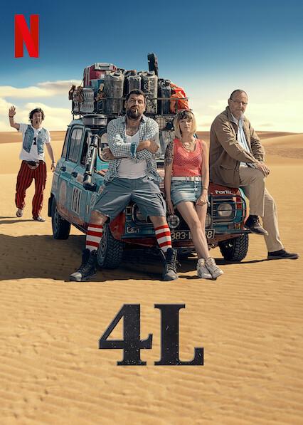 4L on Netflix USA