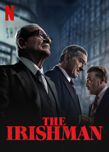 The Irishman on Netflix USA