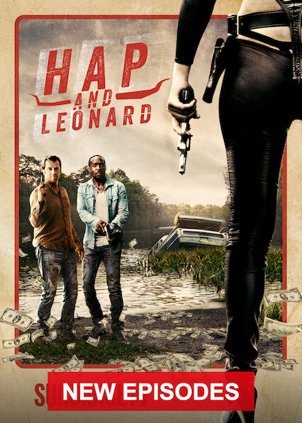 Hap and Leonard on Netflix USA