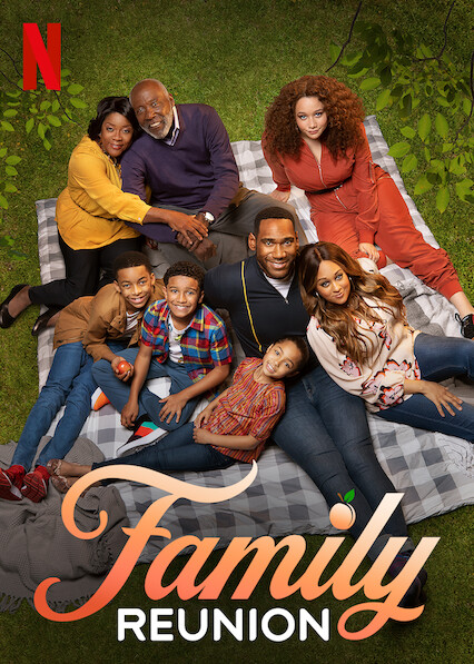 Family Reunion on Netflix USA