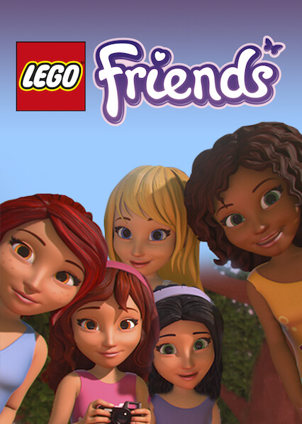Lego Friends on Netflix USA