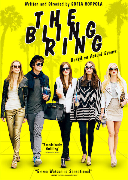 The Bling Ring on Netflix USA