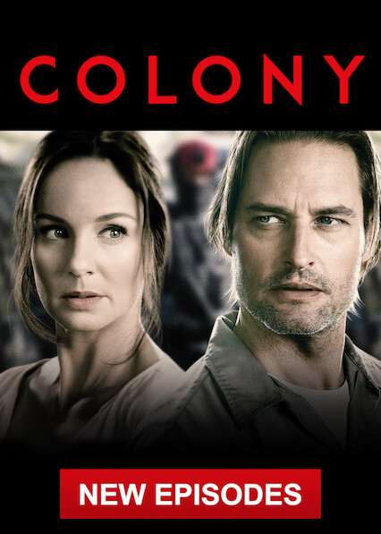 Colony on Netflix USA