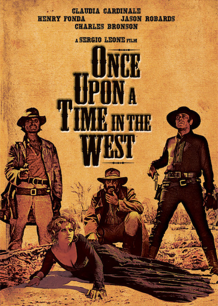 Once Upon a Time in the West on Netflix USA