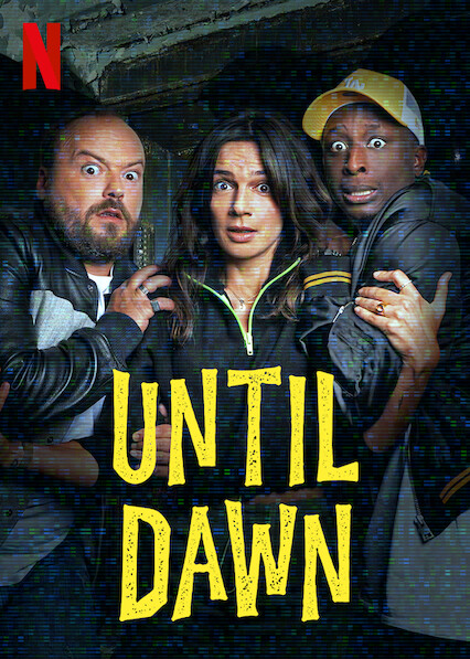 Until Dawn on Netflix USA