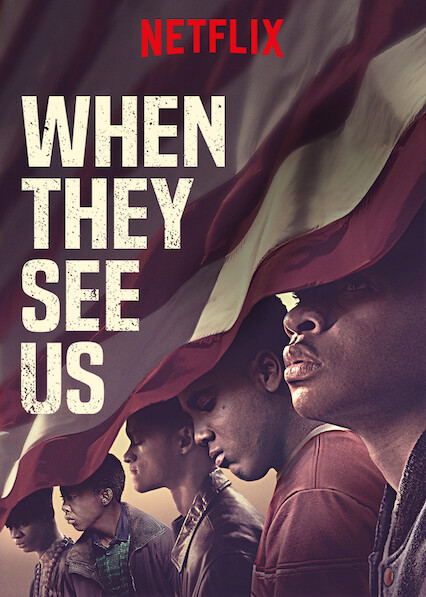Is 'When They See Us' available to watch on Netflix in ...