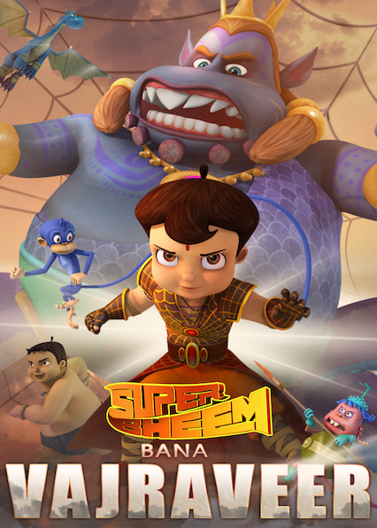 Super Bheem Bana Vajraveer on Netflix USA