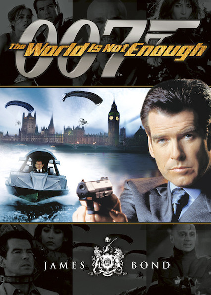 The World Is Not Enough on Netflix USA