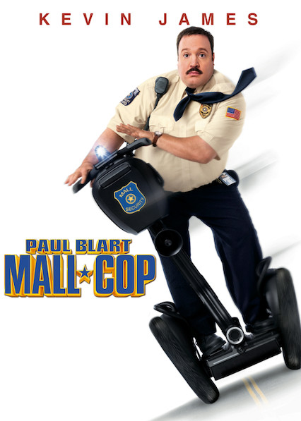 Paul Blart: Mall Cop on Netflix USA
