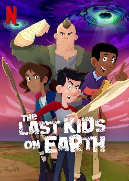 The Last Kids on Earth on Netflix USA