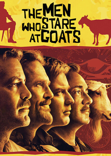 The Men Who Stare at Goats on Netflix USA