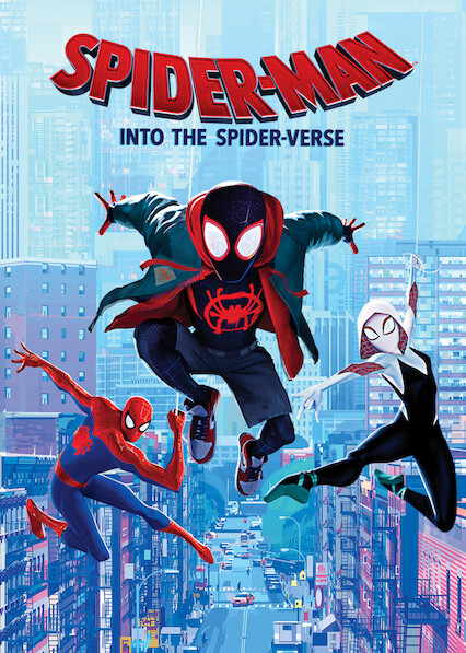 Spider-Man: Into the Spider-Verse on Netflix USA