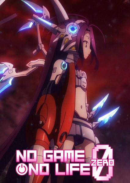 No Game No Life: Zero on Netflix USA