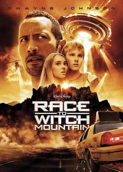 Race to Witch Mountain on Netflix USA
