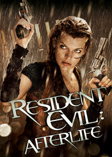 Resident Evil: Afterlife on Netflix USA