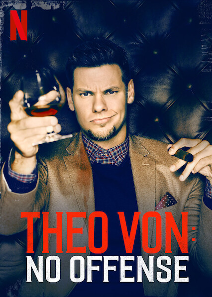 Theo Von: No Offense on Netflix USA