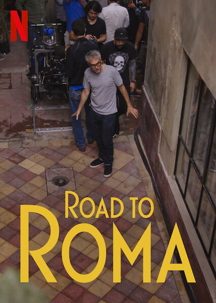 ROAD TO ROMA on Netflix USA