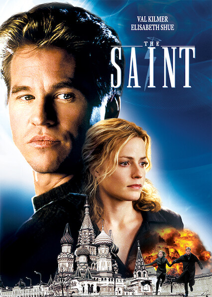 The Saint on Netflix USA