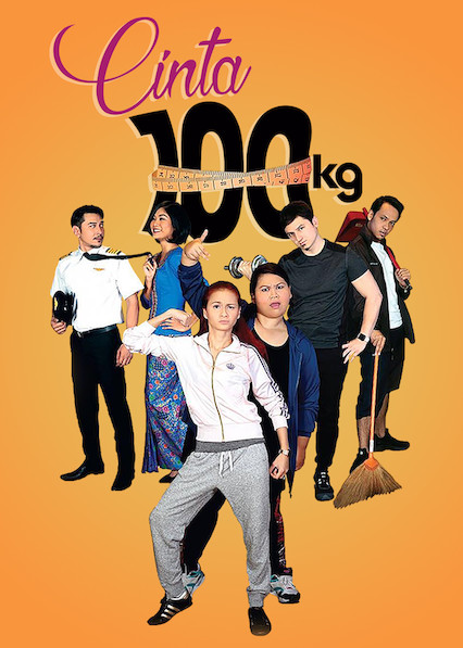 Cinta 100KG on Netflix USA