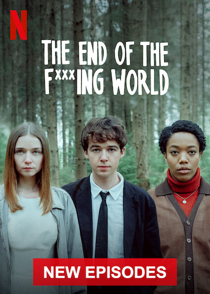The End of the F***ing World on Netflix USA
