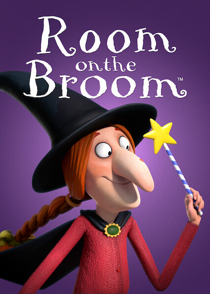 Room on the Broom on Netflix USA