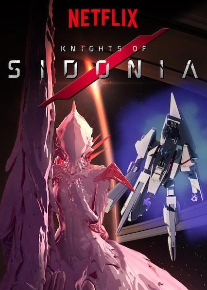 Knights of Sidonia on Netflix USA