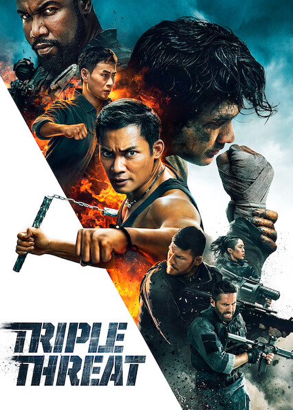 Triple Threat on Netflix USA