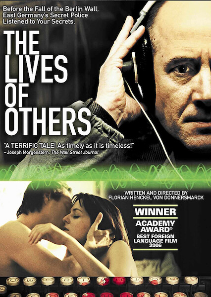 The Lives of Others on Netflix USA