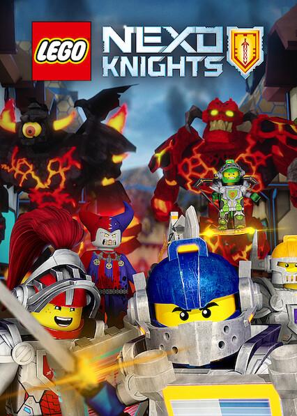 Nexo Knights on Netflix USA