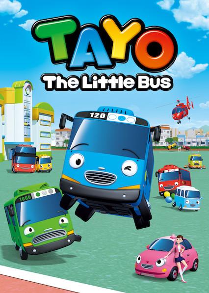 Tayo the Little Bus on Netflix USA
