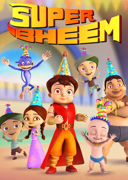 Super Bheem on Netflix USA
