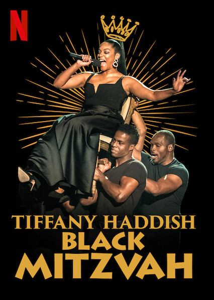 Tiffany Haddish: Black Mitzvah on Netflix USA