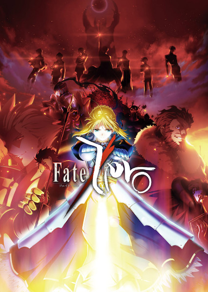 Fate/Zero on Netflix USA