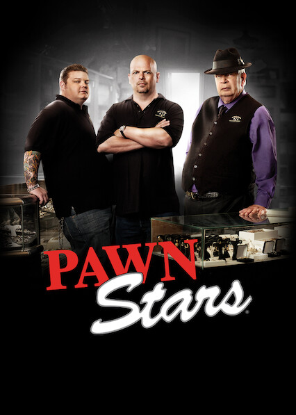 Pawn Stars on Netflix USA