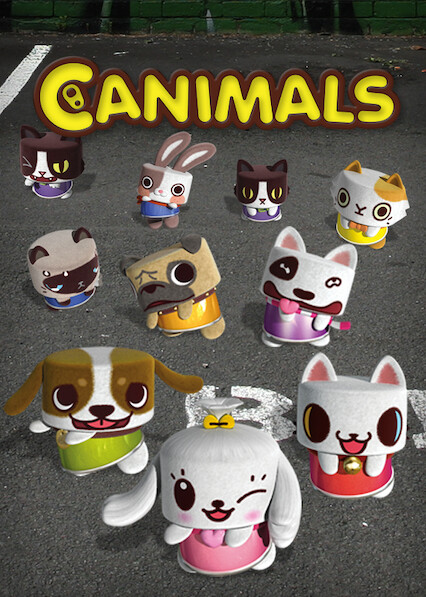 Canimals on Netflix USA