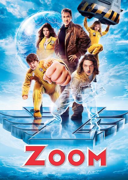 Zoom on Netflix USA