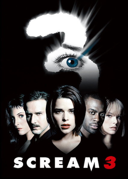 Scream 3 on Netflix USA