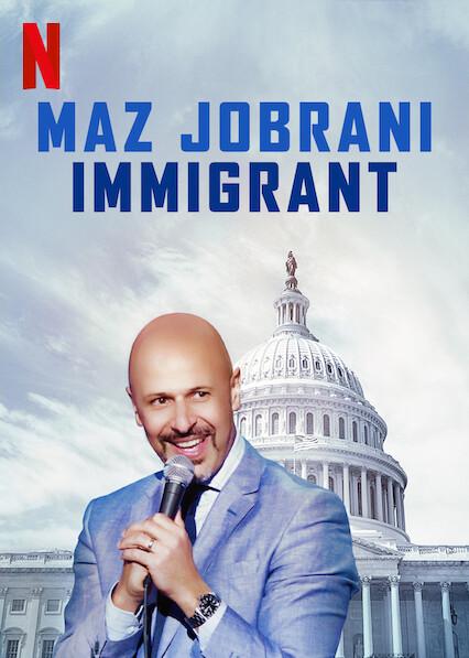 Maz Jobrani: Immigrant