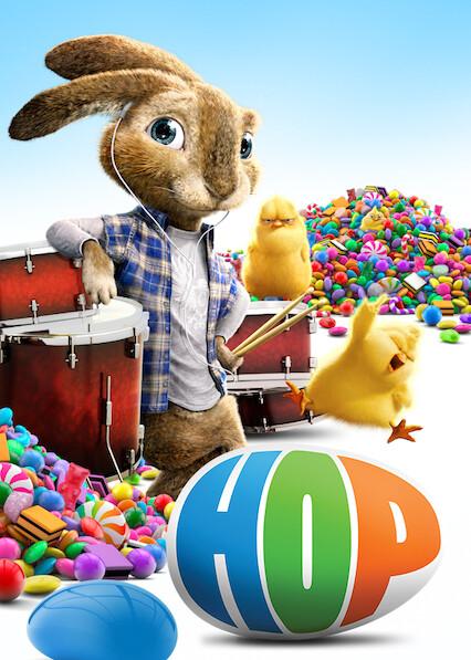 Hop on Netflix USA