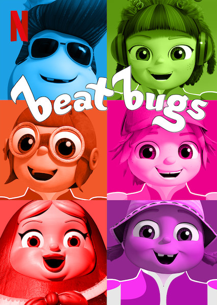 Beat Bugs on Netflix USA