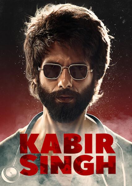 Kabir Singh on Netflix USA