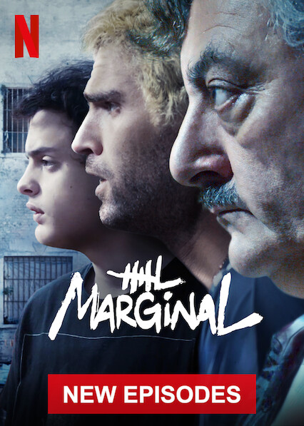 El marginal on Netflix USA